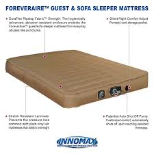 amazon com inflatable guest mattress sofa queen size air mattres