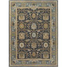 What Is A Tufted Rug Artistic Weavers Middleton Savannah Hand Woven Wool Denim Area Rug