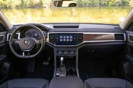 volkswagen atlas interior seating 2018 volkswagen atlas first drive review u2013 critical mass the