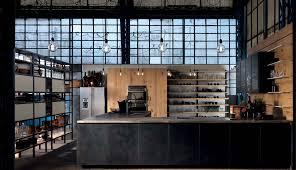 modern contemporary gallery kitchen design factory dolce vita