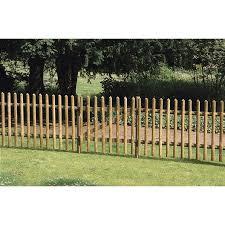 Barriere De Jardin Pliable Meilleur Barrière Bois Au Meilleur Prix Leroy Merlin
