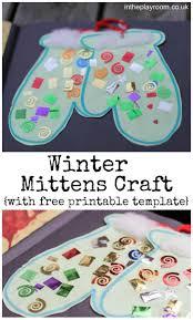 58 best the mitten for kids images on pinterest preschool winter