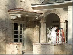 paint exterior brick amazing painting exterior brick walls home