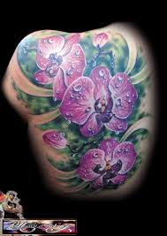 german tattoo artist the best flower tattoos