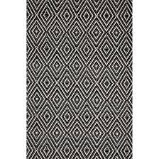 rug black and white indoor outdoor rug jamiafurqan interior