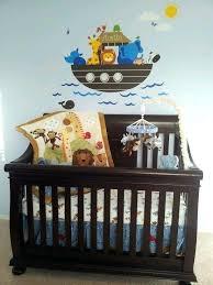 Noah S Ark Crib Bedding Noahs Ark Baby Bedding Shopsonmall