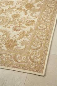 Rug Gold Gold And Ivory Baroque Rug Victorian Themed Use In Seating Area