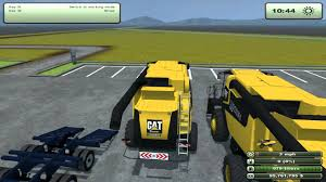 Farming Simulator 2013 Mods Kenworth Heavy Haul T800 Kenworth