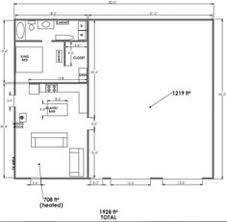 shop floor plans with living quarters the best pole barn with living quarters floor plans apartment metal