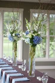 wedding flower arrangements 75 best blue weddings images on wedding bouquets