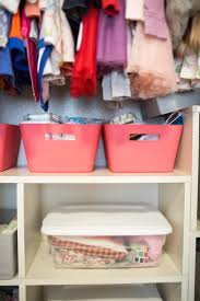 home kid u0027s closet organization on a budget positively oakes
