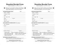 the sales receipt form presents the important details regarding