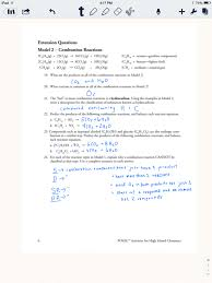 types of chemical reactions worksheet answer key phoenixpayday com