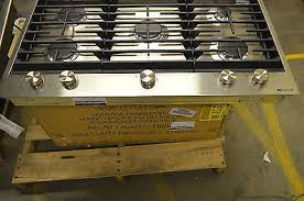 Jenn Air 36 Gas Cooktop Jenn Air Jgc1536bs 36