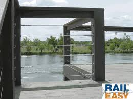 fehr brothers industries stainless steel cable railings for