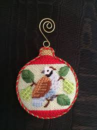 348 best needlepoint ornaments images on