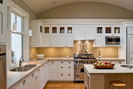 Kitchen Cabinets Hardware Ideas Kitchen Traditional With Shaker - Kitchen cabinets hardware ideas