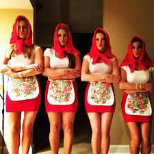 russian dolls matryoshka dolls best halloween costume group