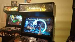 killer instinct arcade cabinet killer instinct arcade cabinet x arcade tankstick youtube