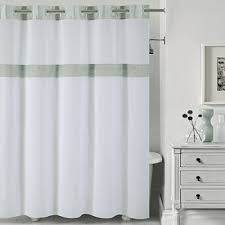 Hookless Shower Curtains Hookless Shower Curtains For Bed Bath Jcpenney