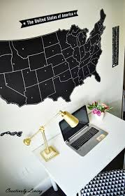 United States Map Wall Decal by Fathead Wall Decal Get A Space Finished Fast Creatively Living