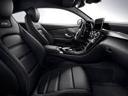 C63 Coupe Interior Mercedes Amg C 63
