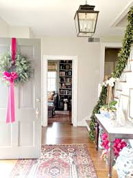 mini christmas tour holly mathis interiors