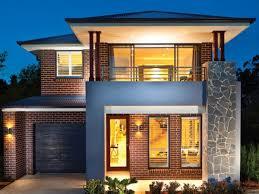 2 story simple modern house exterior design 4 home decor