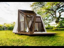 this ready made tiny home can be shipped to any destination
