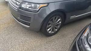 2017 range rover in corris grey youtube