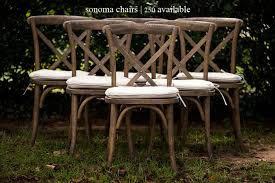 wedding rental chairs http allaboutevents rent chairs chiavari chair rustic cross