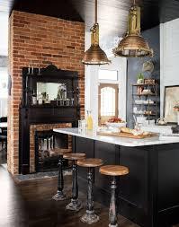 cuisine avec ilo 1001 idées pour aménager une cuisine cagne chic charmante