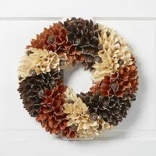 16 best fall wreaths for 2017 beautiful front door fall wreaths