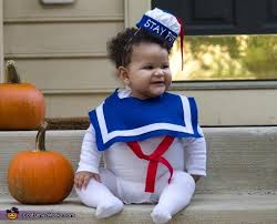 stay puft marshmallow costume stay puft marshmallow costume for babies