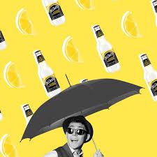 margarita gif mikes hard lemonade celebrate party happy umbrella animated
