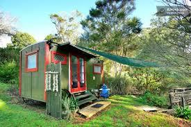 romantic getaway gypsy caravan guest house or micro cabin u2013 tiny