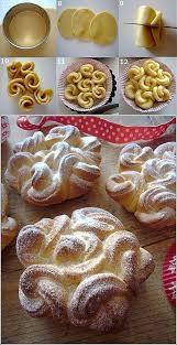 recette cuisine chignon вкуснятки nœuds celtiques celtique et brioche
