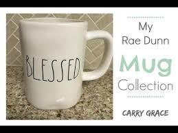 rae dunn mug my rae dunn mug collection youtube