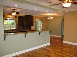 Raised Ranch Kitchen Ideas Pensacola Open Plan Ranch Remodel Done Right Before And After