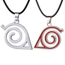 naruto pendant necklace images Wholesale naruto necklace alloy naruto konoha ninja sign pendant jpg