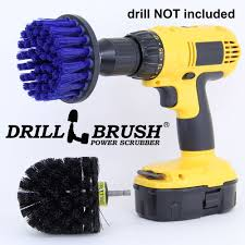 bathroom and kitchen sink and tile power scrubber brush kit ebay