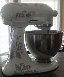 Purple Kitchenaid Mixer by Mixer Decals Ebay