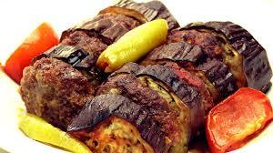 cuisine kebab eggplant kebab recipe easy baked shish kebab
