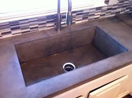 Concrete Kitchen Sink by Looking For Concrete Countertops Examples And Ideas Here Is Part