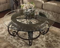 brass glass coffee table boundless table ideas