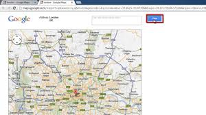 Google Maps Route Maker by How To Print Google Map Landscape Youtube