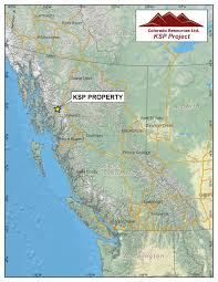 Ksp Map Colorado Resources Ltd Ksp Property Maps U0026 Sections Fri Sep