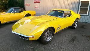 1969 corvette coupe 1969 chevrolet corvette 1969 corvette ground up restoration