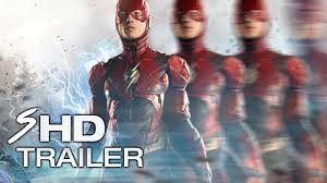 the flash 2018 ezra miller movie trailer hd fan made youtube