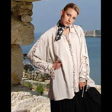 plus size pirate blouse patrickson authentic pirate shirt for costume and renaissance